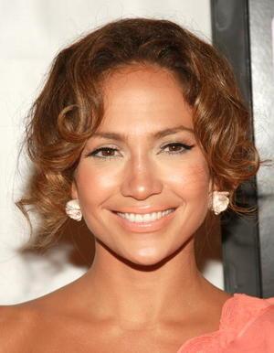 """El Cantante"" star Jennifer Lopez at the N.Y. premiere."