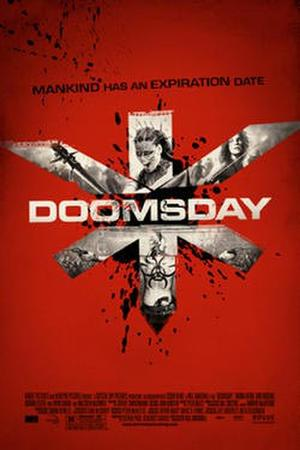 """Poster art for """"Doomsday."""""""