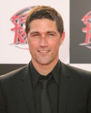"""Matthew Fox at the California premiere of """"Speed Racer"""" - Arrivals."""