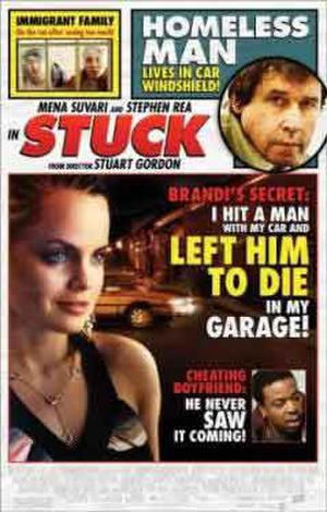 "Poster art for ""Stuck."""