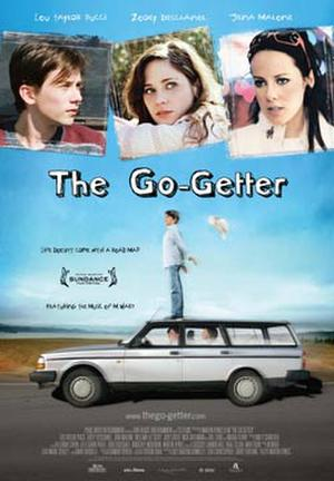 "Poster art for ""The Go-Getter."""