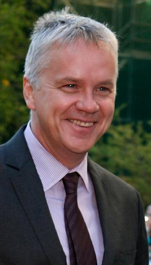 """Tim Robbins at the Canada premiere of """"The Lucky Ones"""" during the 2008 Toronto International Film Festival."""