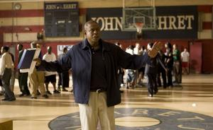 "Forest Whitaker as Al Collins in ""Hurricane Season."""