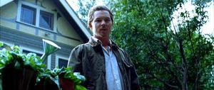 "Shawn Hatosy as Thaddeus James in ""Nobel Son."""