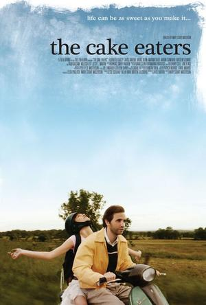 "Poster art for ""The Cake Eaters."""