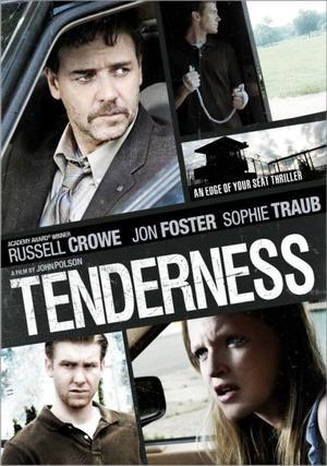 """Poster art for """"Tenderness."""""""