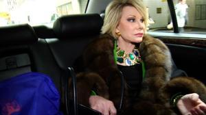 """Joan Rivers in """"Joan Rivers: A Piece of Work."""""""