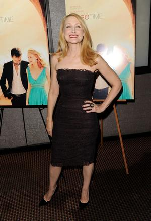 """Patricia Clarkson at the New York premiere of """"Cairo Time."""""""