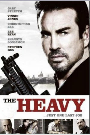 "Poster art for ""The Heavy"""