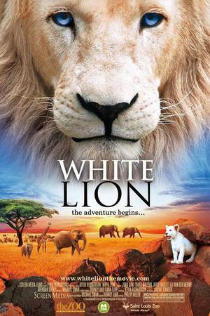 """Poster art for """"White Lion"""""""