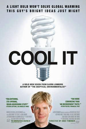 "Poster art for ""Cool It"""
