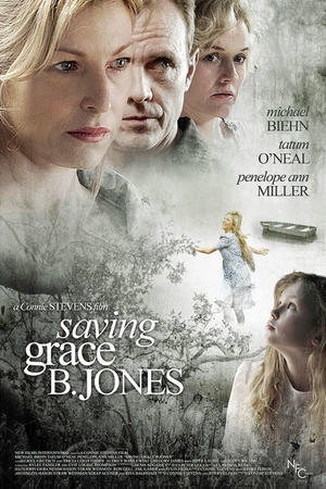 "Poster art for ""Saving Grace B. Jones"""
