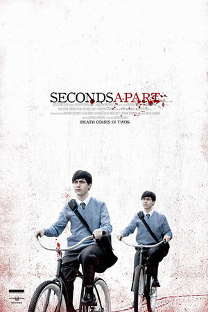 """Poster art for """"Seconds Apart"""""""