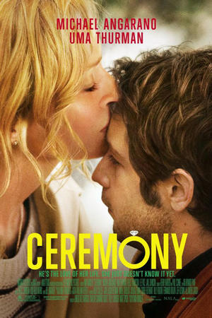 """Poster art for """"Ceremony."""""""