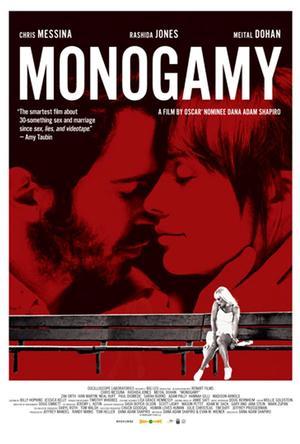 "Poster art for ""Monogamy."""