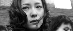 """Yuanyuan Gao in """"City of Life and Death."""""""