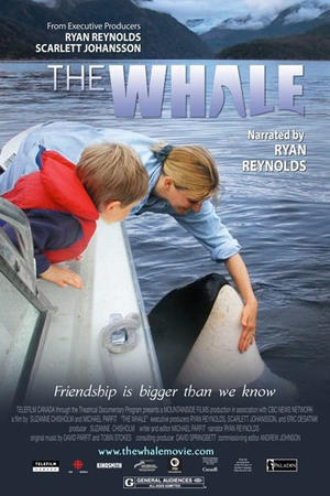 """Poster art for """"The Whale."""""""