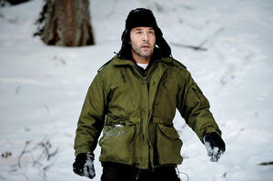 """Jeremy Piven in """"Angels Crest."""""""