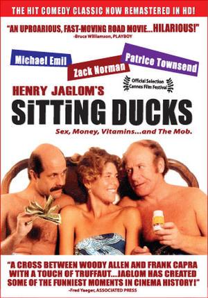 """Poster art for """"Sitting Ducks."""""""