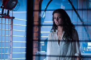 "Ashley Greene as Kelly in ""The Apparition."""