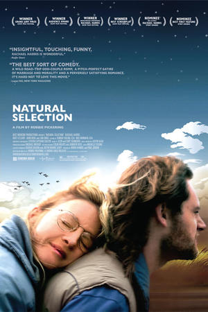 """Poster art for """"Natural Selection."""""""