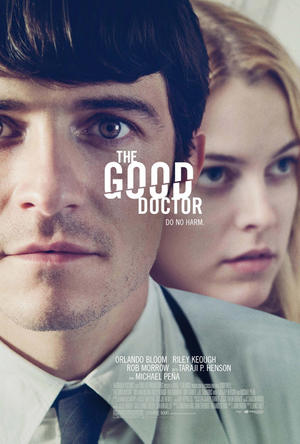 "Poster art for ""The Good Doctor."""