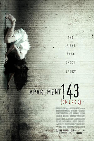 "Poster art for ""Apartment 143."""