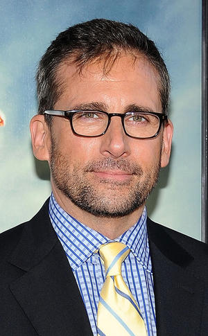 """Steve Carell at the California premiere of """"Seeking A Friend For The End Of The World."""""""