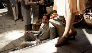"""Mathieu Amalric as Nasser Ali in """"Chicken With Plums."""""""