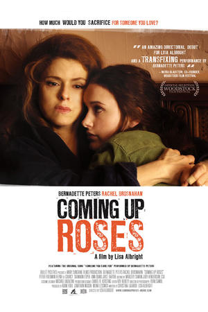 "Poster art for ""Coming Up Roses."""