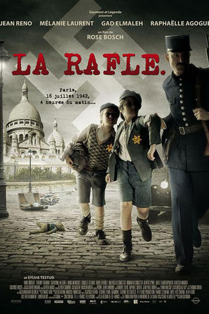 "Poster art fro ""La Rafle."""