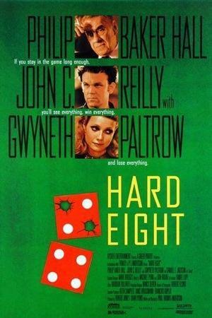 "Poster art for ""Hard Eight."""