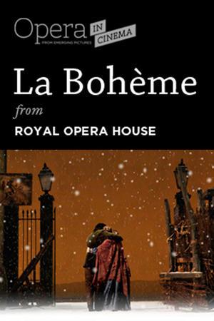 """Poster art for """"La Boheme."""""""