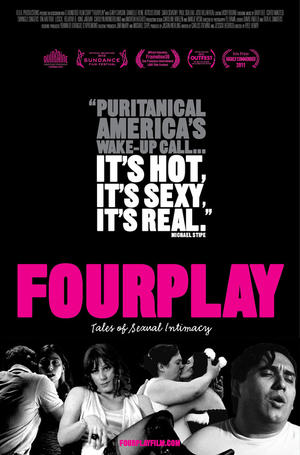 "Poster art for ""Fourplay."""