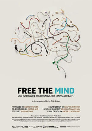 """Poster art for """"Free The Mind."""""""