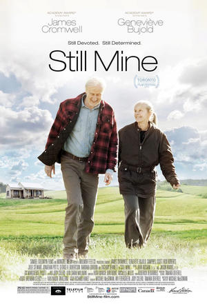 "Poster art for ""Still Mine."""