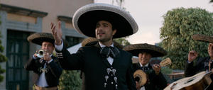 "Jaime Camil as Alejandro in ""Pulling Strings."""
