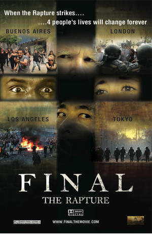 "Poster art for ""Final: The Rapture."""