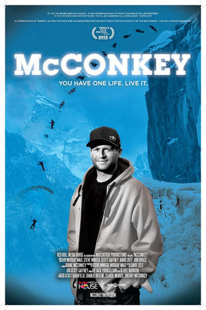 """Poster art for """"McConkey."""""""