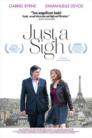 "Poster art for ""Just a Sigh"""