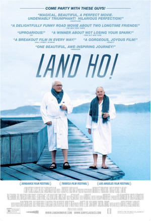"Poster art for ""Land Ho!"""