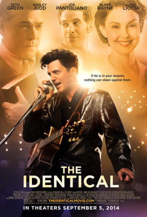 """Poster art for """"The Identical."""""""