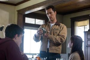 """Matthew McConaughey in """"Interstellar."""""""
