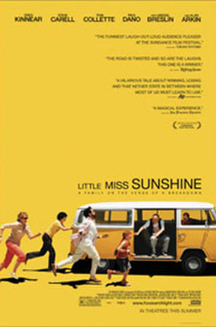 Little Miss Sunshine / The Heart Is a Lonely Hunter Photos + Posters