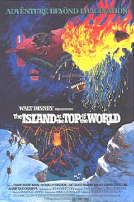 The Island at the Top of the World / In Search of the Castaways Photos + Posters