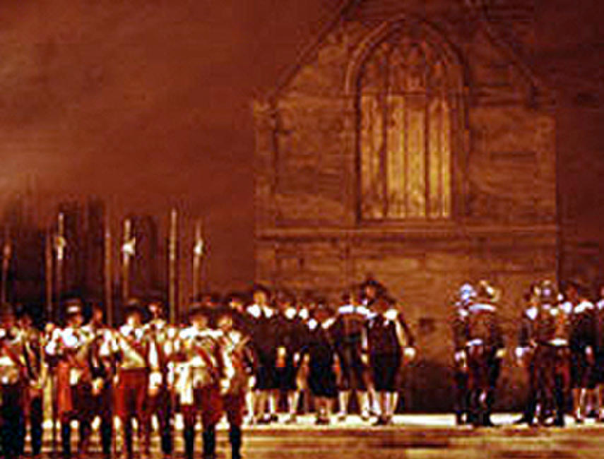 The Metropolitan Opera: Bellini – I Puritani Photos + Posters