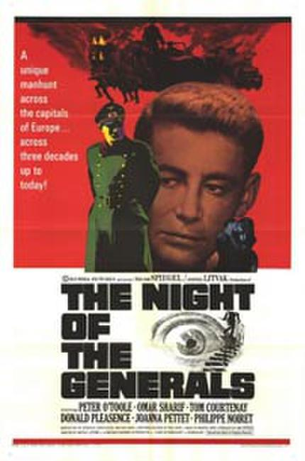 The Night of the Generals Photos + Posters