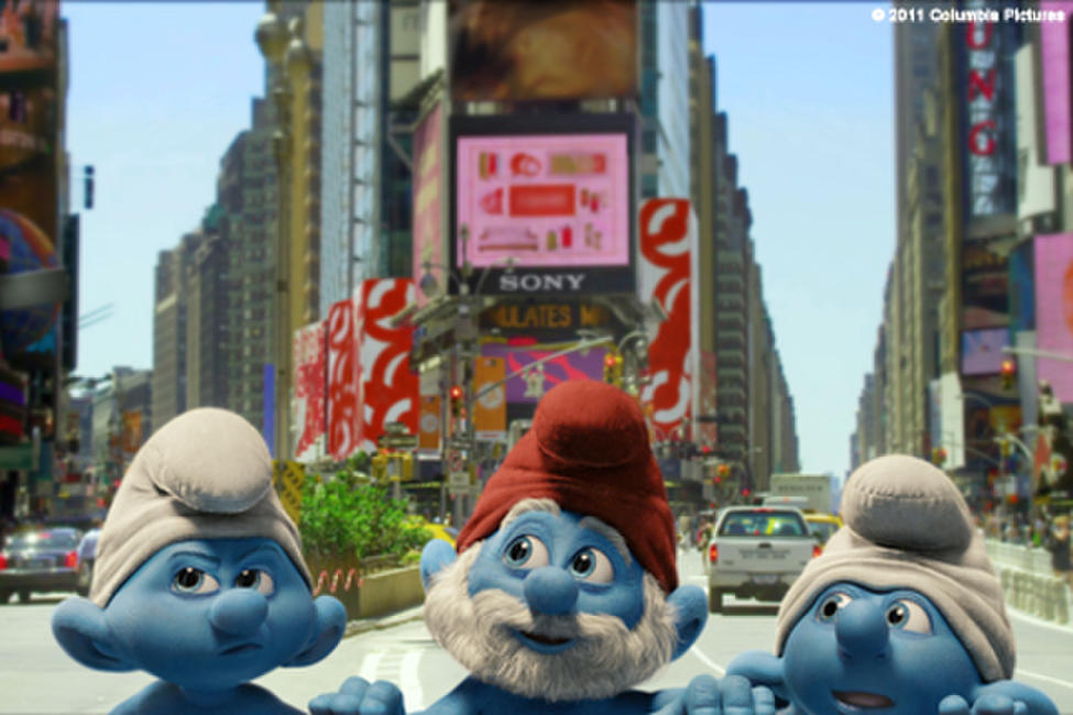 The Smurfs 3D Photos + Posters