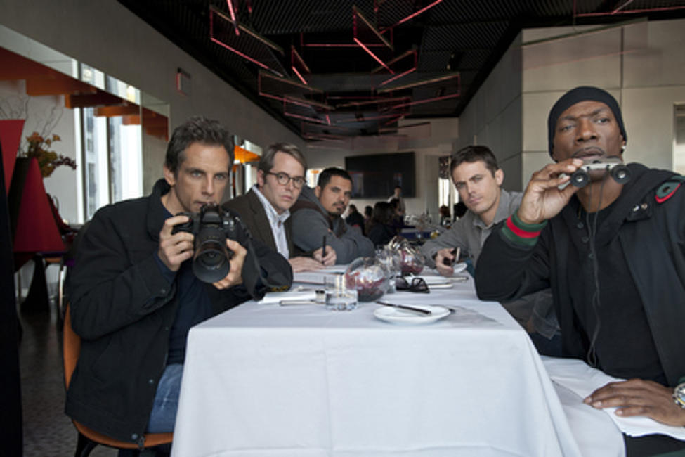 Tower Heist Photos + Posters