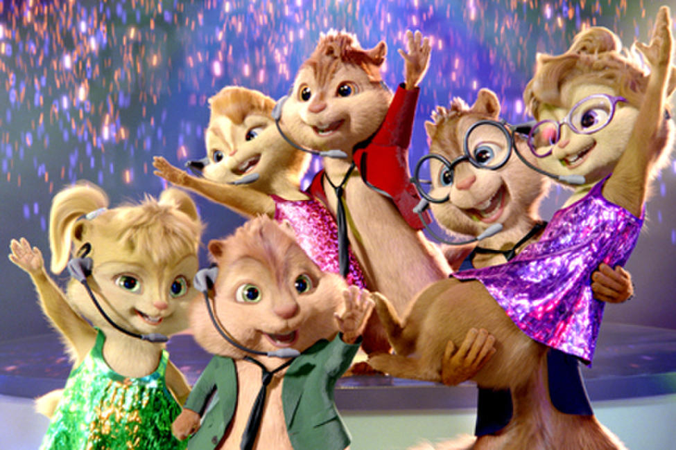 Alvin and the Chipmunks: Chipwrecked Photos + Posters